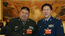 CCPPC: rencontre entre les petits-fils du président Mao Tsé-toung et du maréchal Zhu De