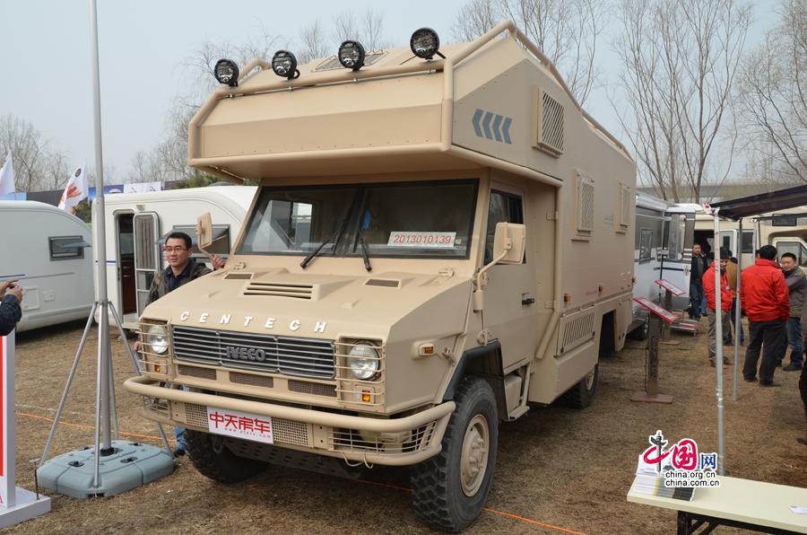 Ouverture du salon international du camping car et du for Salon camping car