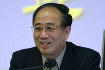 Zhao Qizheng, ancien directeur du Bureau de l'information du Conseil des affaires d'Etat de la Chine