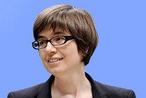 Ksenia, représentante du président russe aux négociations du G20