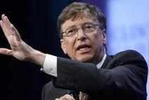 Bill Gates, coprésident et conseiller de la Fondation Bill et Melinda Gates