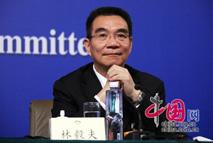 Lin Yifu, ancien vice-président de la Banque mondiale et doyen honoraire de l'Institut du développement national de l'Université Beijing