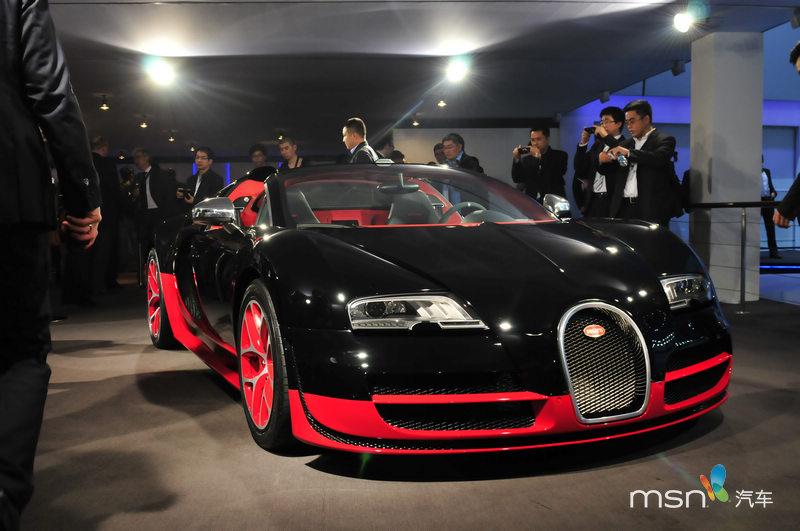 salon de l 39 automobile de shanghai 2013 la voiture de sport la plus ch re pourrait co ter plus. Black Bedroom Furniture Sets. Home Design Ideas