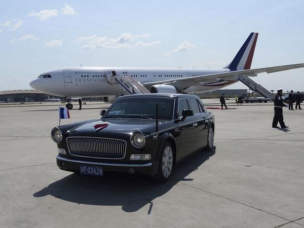 « Drapeau Rouge » : la légendaire limousine chinoise remise sur les routes