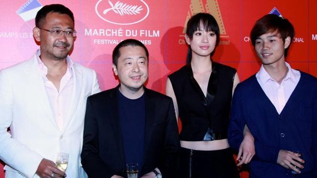 La Soirée de la Chine au Festival de Cannes 2013