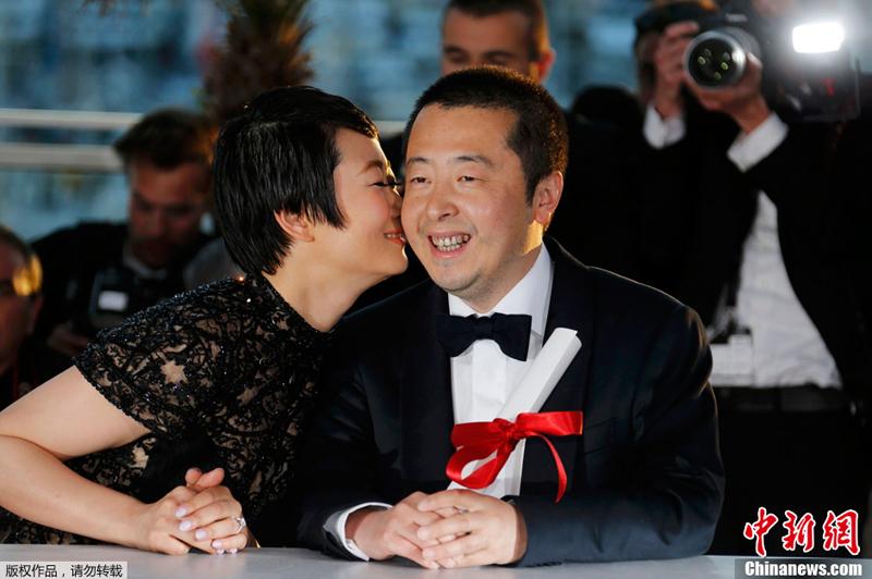 Cannes 2013 : Le réalisateur chinois Jia Zhangke remporte le prix du meilleur scénario