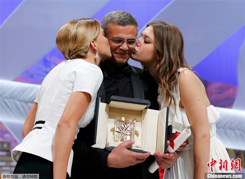Palmarès du 66e Festival de Cannes