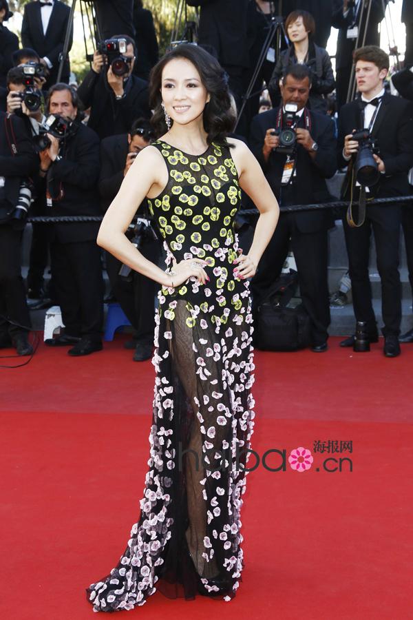 Tapis Rouge De La C R Monie De Cl Ture Du Festival De Cannes 2013