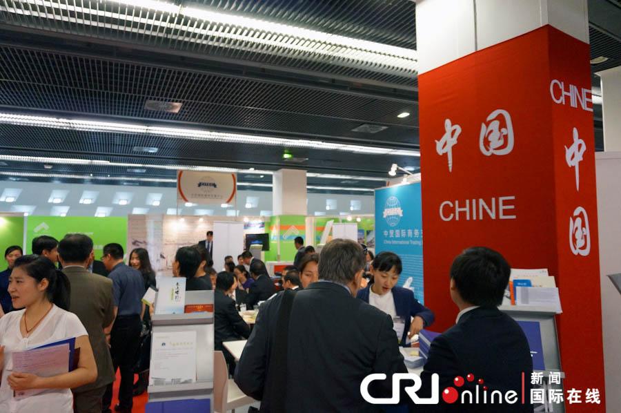 Les pme chinoises retiennent l 39 attention au salon plan te pme for Salon des pme
