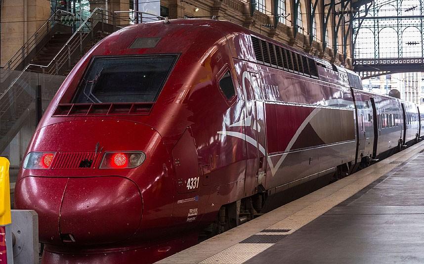 Les 11 liaisons ferroviaires les plus rapides du monde