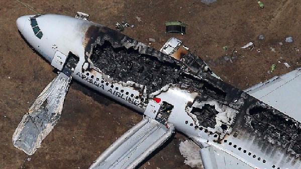 D but de l 39 enqu te sur l 39 accident d 39 avion san francisco - Bureau enquete accident avion ...