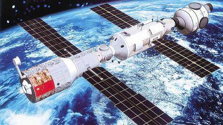 La Chine s'attend de terminer la station spatiale d'ici 2023