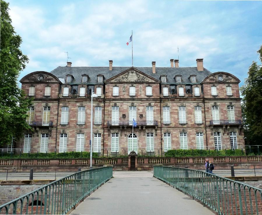 Strasbourg ville la plus ch re en france pour ses h tels for Hotel strasbourg piscine