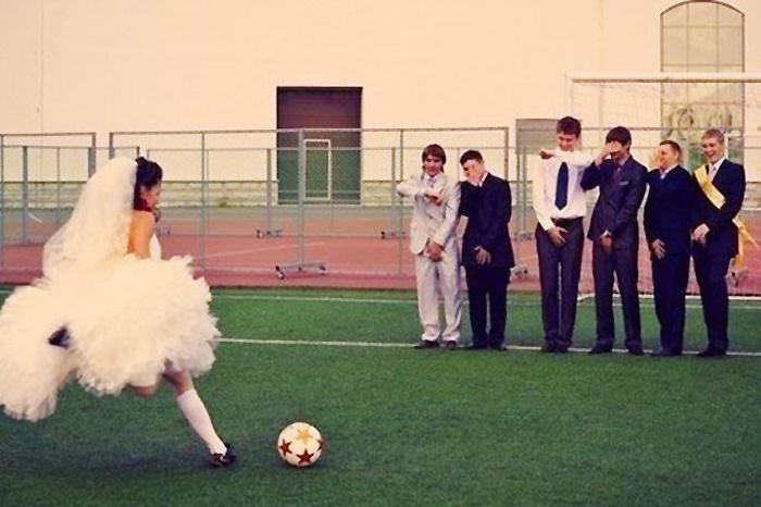 Les photos de mariage les plus dr les - Photo de mariage drole ...