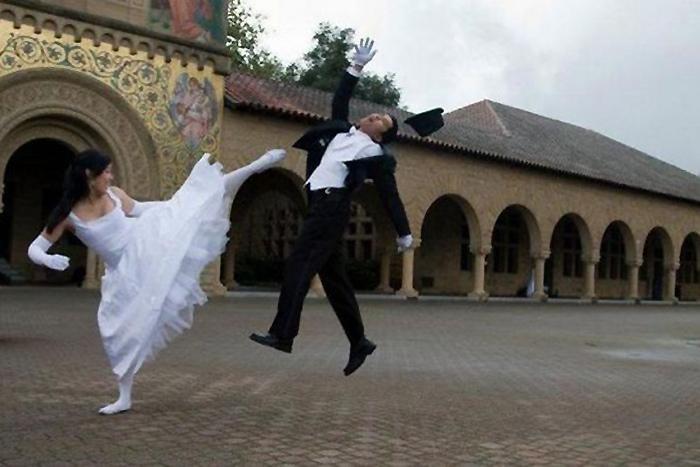 Extrem Les photos de mariage les plus drôles ZT05
