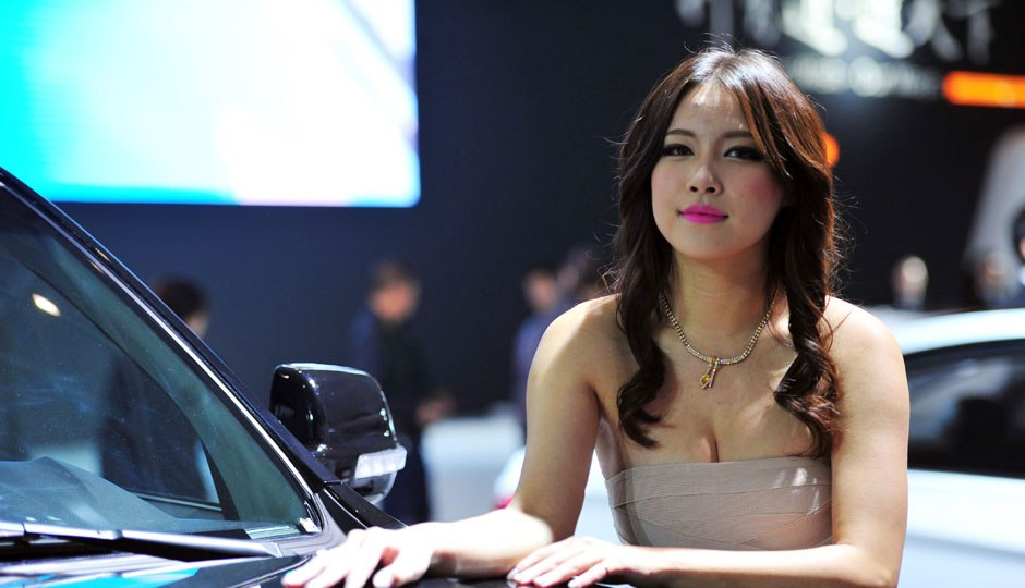 Les belles h tesses du salon automobile de shenyang 2013 for 10 best audiobooks of 2013 salon