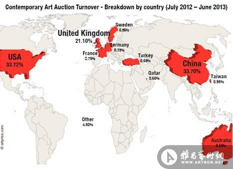 Six villes chinoises dans le top 10 des capitales de l'art contemporain