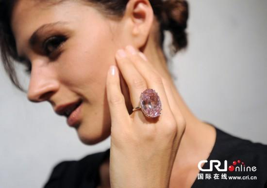 Le Diamant Rose Le Plus Cher Du Monde Sera Bientot Mis Aux Encheres