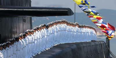 Chine : les sous-marins nucléaires font la une des journaux