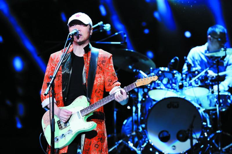 Le rocker Cui Jian invité au gala du Nouvel An chinois après 20 ans d'absence