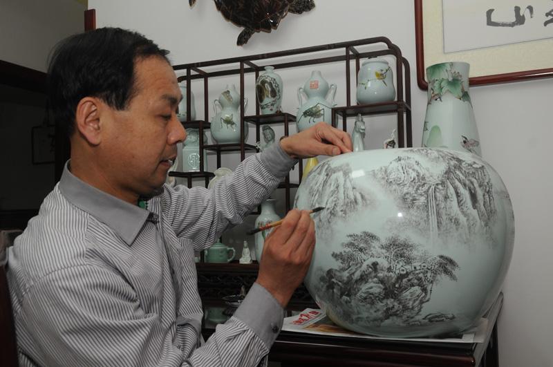 Zichuan : développer l'art de la céramique céladon