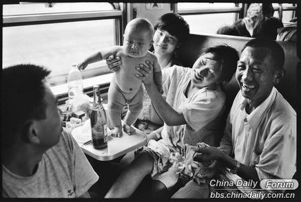 « Les Chinois en train » : la mémoire d'une époque