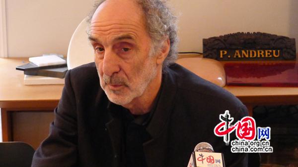 Paul Andreu : je ne ferai plus de bâtiments aussi biens que l'Opéra de Pékin