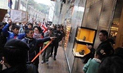 HK va suivre le harcèlement à l'encontre des visiteurs de la partie continentale