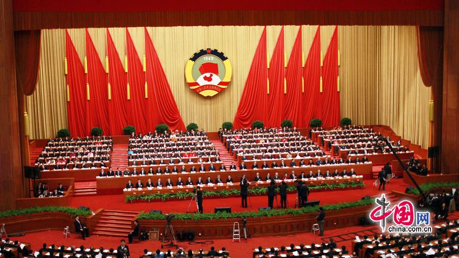 Chine : la CCPPC prépare sa session annuelle