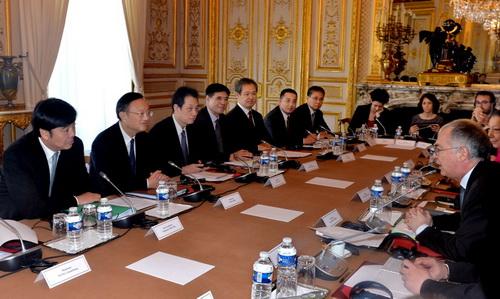 Analyse : La coopération stratégique et pragmatique guide les relations sino-françaises