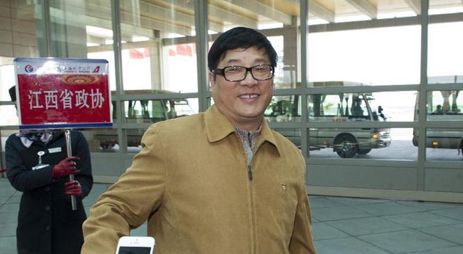 Arrivée des membres de la CCPPC à Beijing pour la session annuelle
