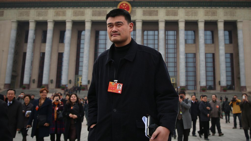 Yao Ming : acheter de l'ivoire revient à acheter des balles