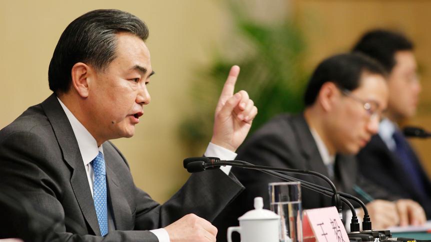 Aperçu de la politique étrangère chinoise pour l'année 2014