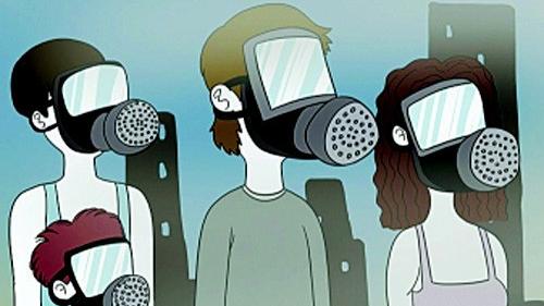 Des fonctionnaires proposent un indice de la qualité de l'air en temps réel