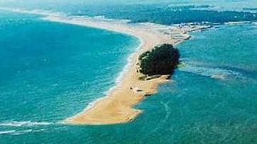 La plage de Yudai