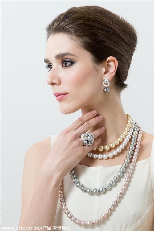 Les perles de chanel exposition de haute joaillerie for Haute joaillerie chanel