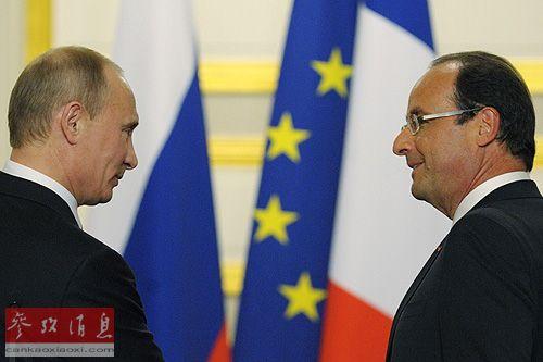 « Ballet diplomatique » aux commémorations en Normandie : Hollande et Poutine ont obtenu tous deux ce qu'ils voulaient