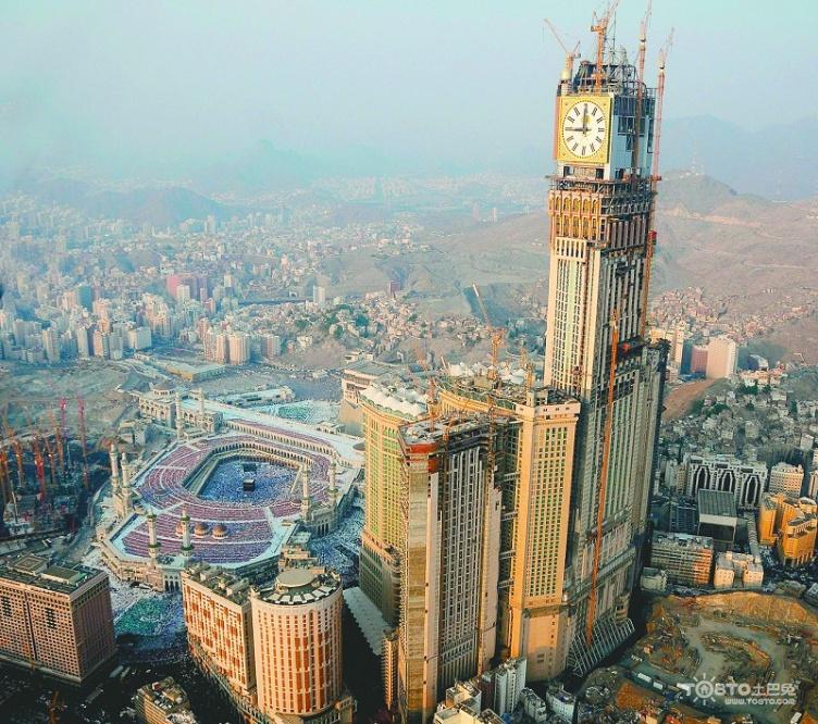 Les cinq plus hauts gratte ciel du monde - Gratte ciel le plus haut ...