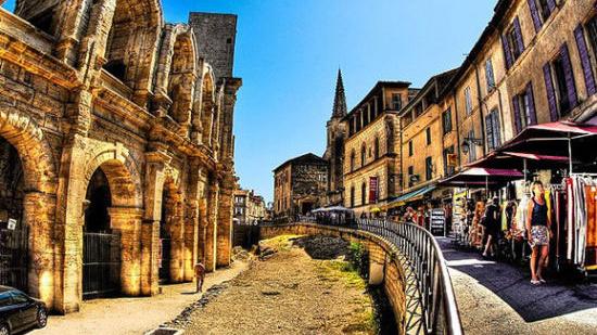 les plus belles petites villes de france