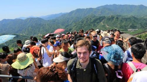 La Chine veut doubler les dépenses touristiques dans le pays d'ici 2020