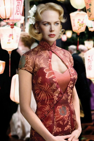 Les stars occidentales en robe traditionnelle chinoise
