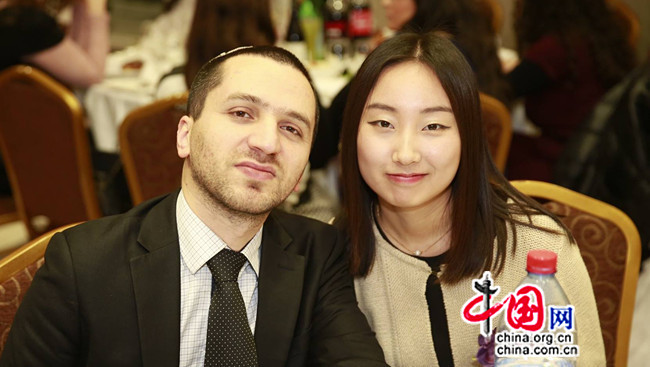 Couples sino-français : Jingruo et Raphaël, tendrement unis à Paris