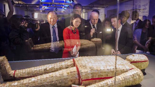 La dynastie Han à l'honneur à Paris