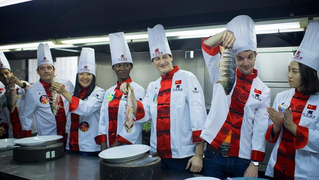 Le concours Chopsticks and Beyond débarque à Zhengzhou