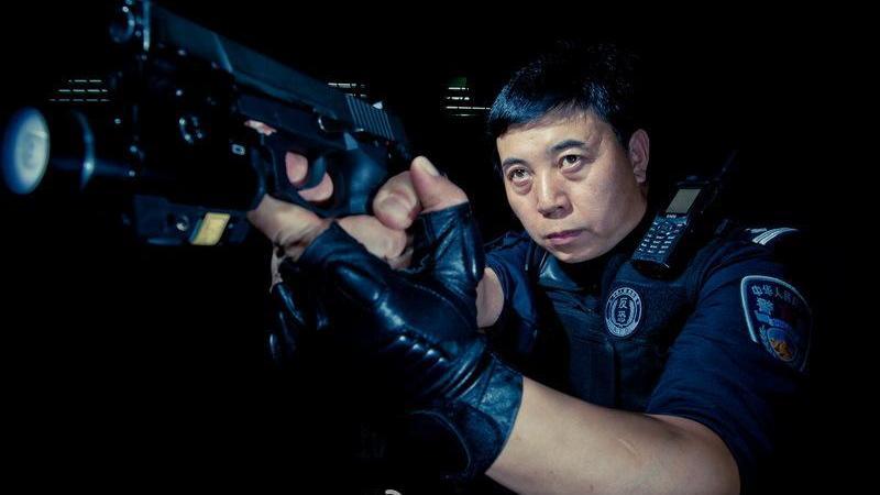 Galerie : la police de Beijing est prête pour l'APEC