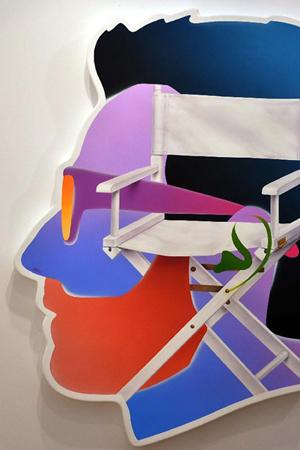 Début de la Foire international d'art contemporain de Paris