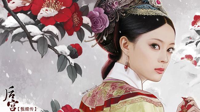 La série chinoise The Legend of Zhen Huan populaire à Cannes