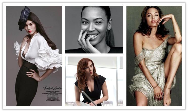 les 100 plus belles femmes de l\'année 2014