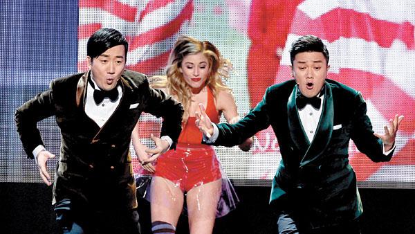 Les American Music Awards nient que les chanteurs chinois ont acheté leur prix