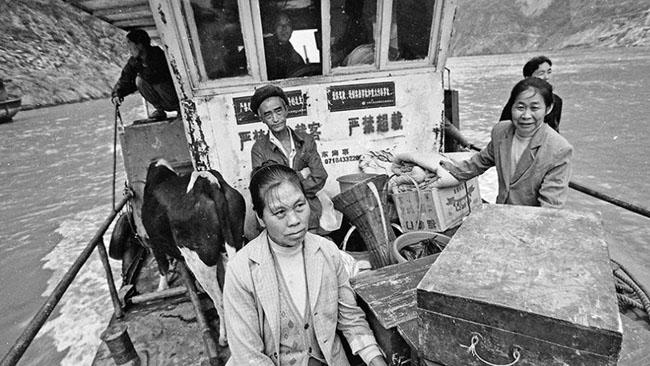 Photo : 20 ans de la vie des migrants du barrage des Trois-Gorges